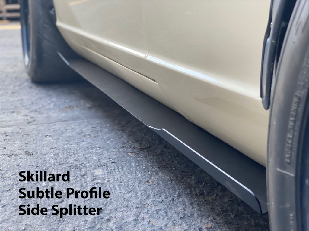 Subtle Side Splitter